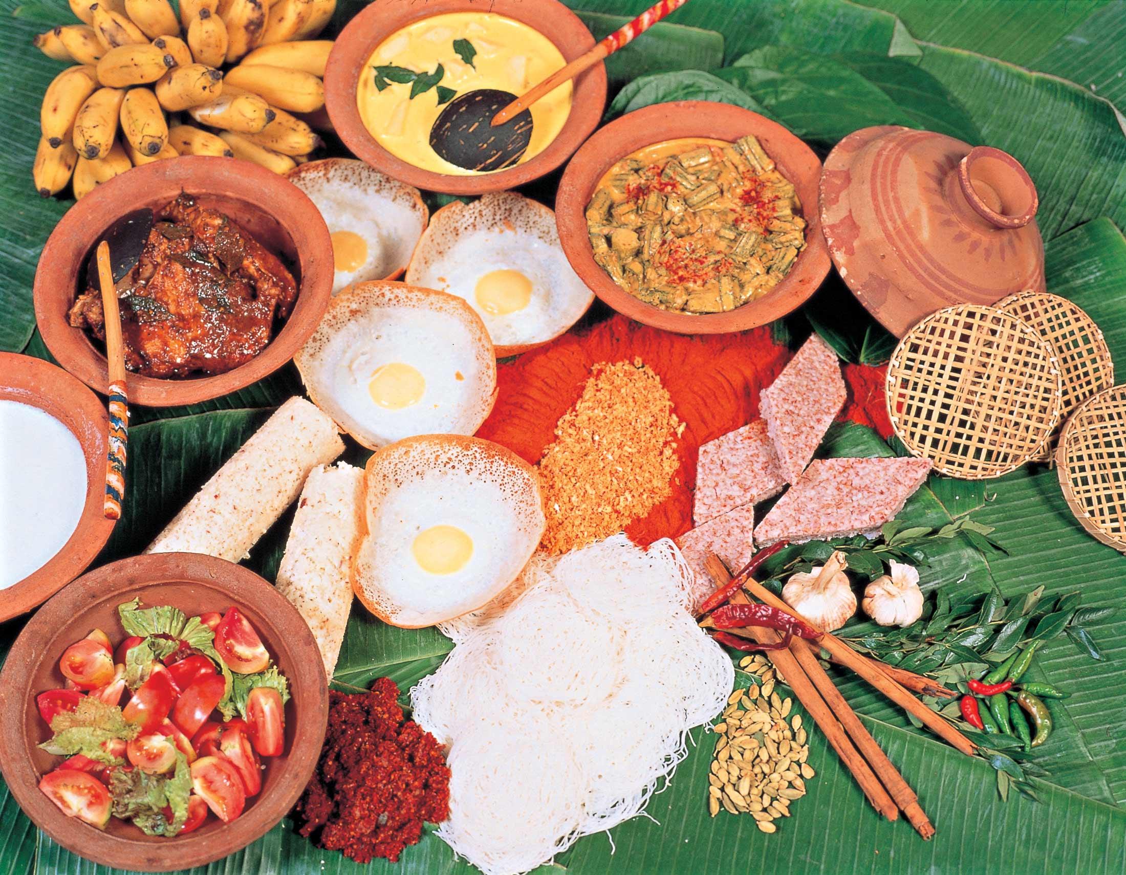 gästehaus villa yasmin beruwala sri lanka - Sri Lanka Küche